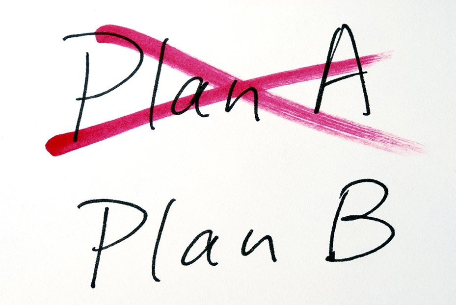 WhatS Your Plan B  Financial Planning For When Things Go Wrong